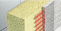 Placa izolatoare din polistiren expandat-spuma dura pentru sisteme de izolatie termica