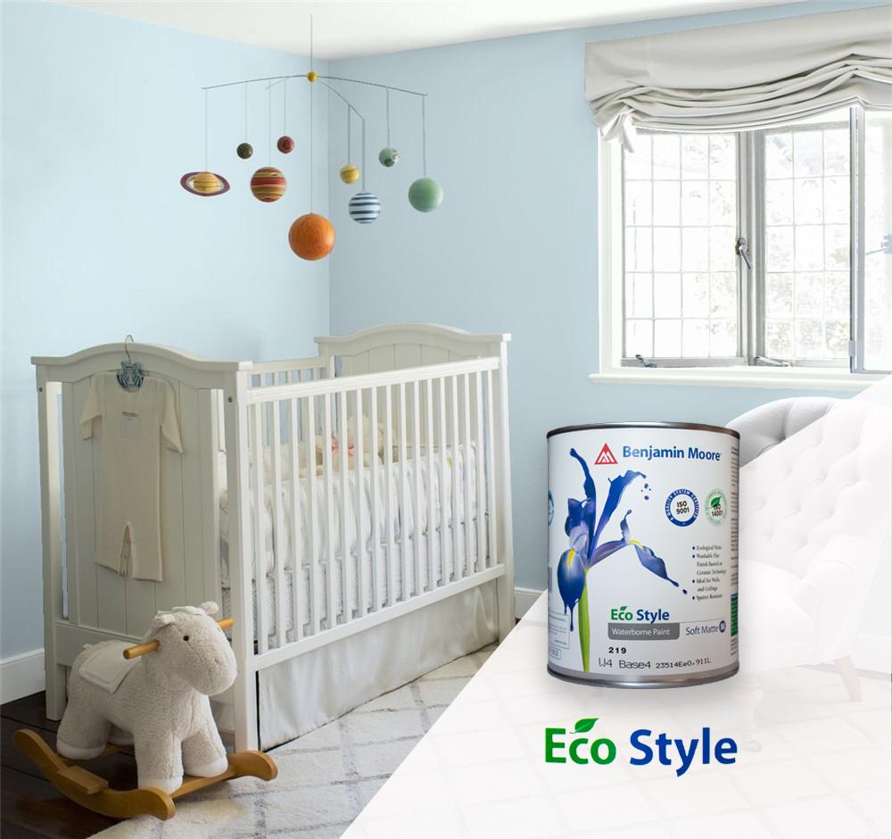 vopsea lavabila ecologica